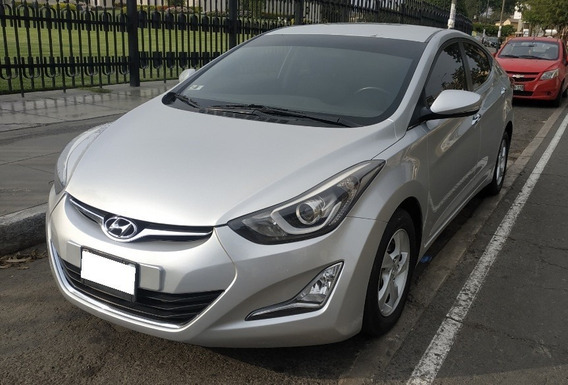 Hyundai Elantra/avante 2015 Full
