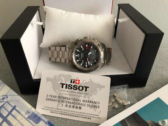 Tissot Touch Titanium