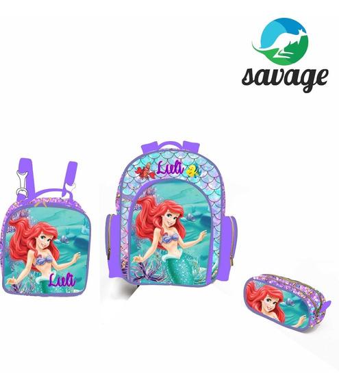 Kit Escolar Ariel G