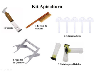 Kit Apicultura Básico