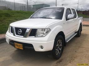 Nissan Navara 2.5 Turbo Diesel High Le Lujo