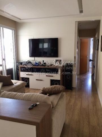 Imagem 1 de 12 de Apto 126m² 03 Suites - 02 Vagas - Via Jardins Do Bosque - Apartamento A Venda No Bairro Centro - Guarulhos, Sp - Sc00323