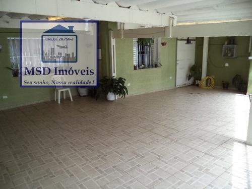 Casa A Venda No Bairro Jardim Tranqüilidade Em Guarulhos - - 953-1