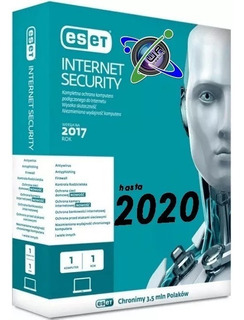 Eset Internet Security V11 X32 X64 Nod32 5pc 2 Años