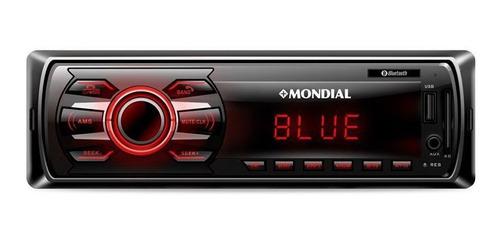 Imagem 1 de 2 de Auto Rádio Mondial Ar-06 Bluetooth