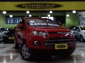 Ford Ecosport Titanium Plus Powershift 2.0 16v Flex
