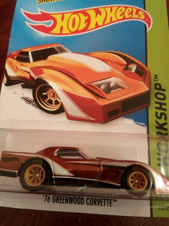 Hotwhells Sth Corvette