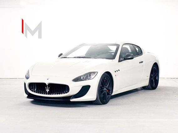 Maserati Granturismo Mc Stradale Unico Solo 12.000 Kms 2012