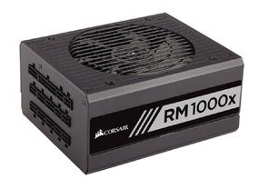 Fonte Atx 1000w Reais Modular 80plus Gold Rm1000x Corsair