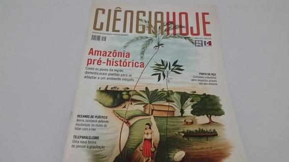 Revista Ciência Hoje - Junho 2015