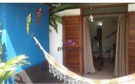 Casa Em Condomínio, Com 2 Dormitórios À Venda, 90 M² Por R$ 365.000 - Maranduba - Ubatuba/sp - Ca3331