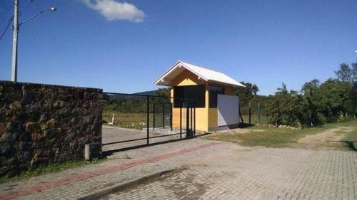 Imagem 1 de 20 de Terreno Em Condomínio Fechado  Em Canajuré - Te0647