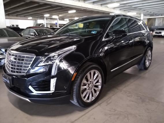 Cadillac Xt5 3.7l Platinum Aut. 2017 Negro