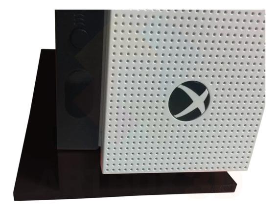 Suporte Base Vertical Para Xbox One S - Mesa Bancada
