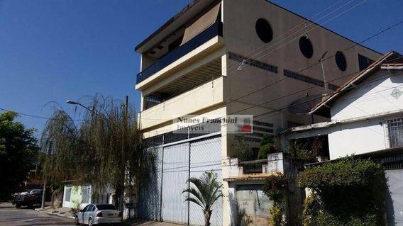 Vila Amália - Zn/sp - Prédio De 3 Andares, Estacionamento Amplo, Salas E Ambientes Diversificados Para Empresas. - Pr0011