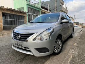 Nissan Versa 2017 1.6 Sv Automático - Carro Perfeito P Uber