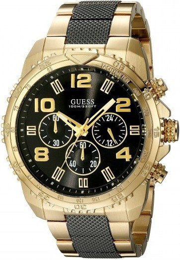 Reloj Guess U0598g4 Cronógrafo - 100% Original En Caja