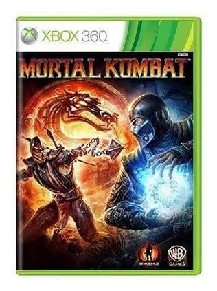 Mortal Kombat Xbox 360 Midia Digital Envio Imediato