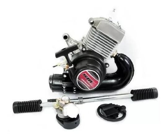 Motor Mobilete Comp 75cc C/partida Frete Grátis Para Sp E Rj