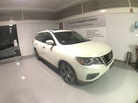 Nissan Pathfi Pathfinder Exclusive 2018 Seminuevos