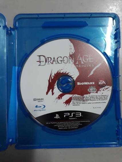 Dragon Age Origins Japonês Ps3