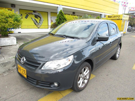 Volkswagen Gol Comforline 1.6 Mt Hatchback