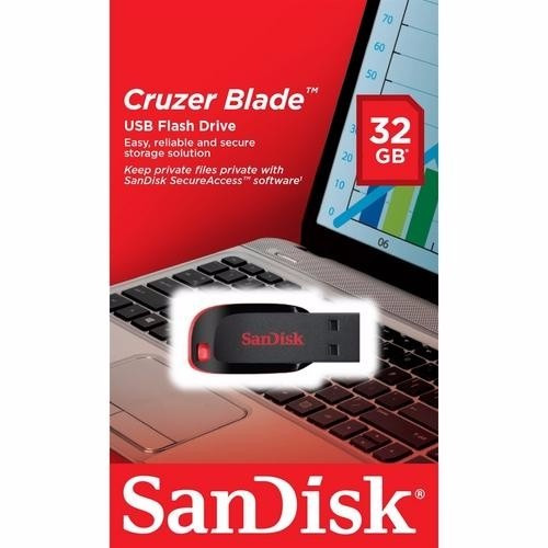 Pendrive Sandisk 32gb Original