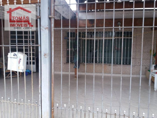 Imagem 1 de 16 de Casa Térrea No Jardim São Ricardo - Ca0832