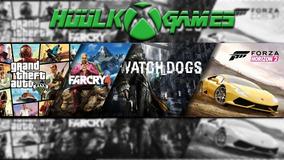 Gta V + Farcry4 + Forza Horizon2 + Watch Dogs Midia Digital!