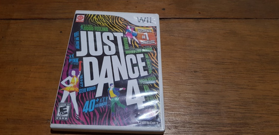 Just Dance 4 Original Nintendo Wii