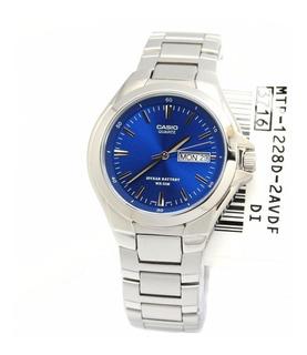 Reloj Casio Mtp-1228d-2a Hombre Analógico Envio Gratis