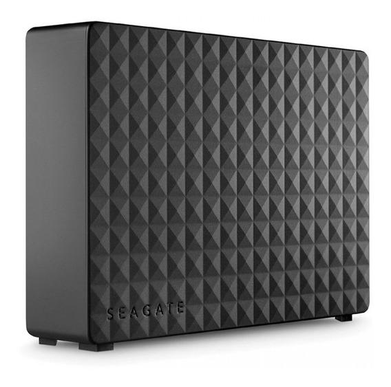 Hd Externo 3tb Seagate Expansion Desktop Drive Usb 3.0 Usado