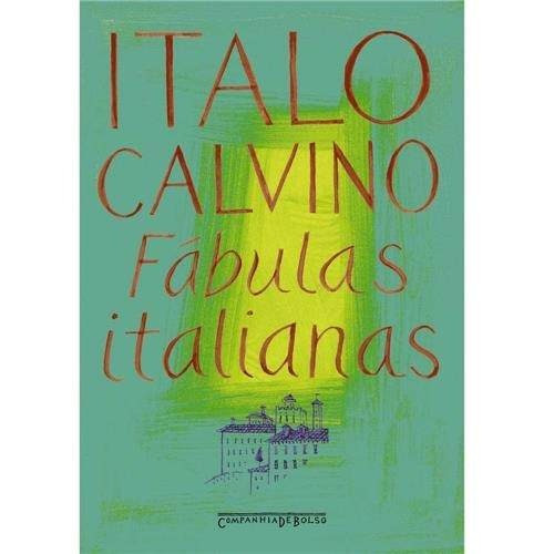 Fabulas Italianas Italo Calvino
