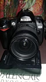 Camera Fotografica Nikon D70 Profissional