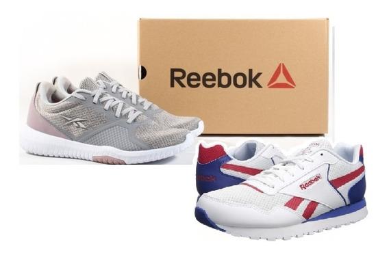 Zapatos Deportivos Reebok De Dama O Niña Originales