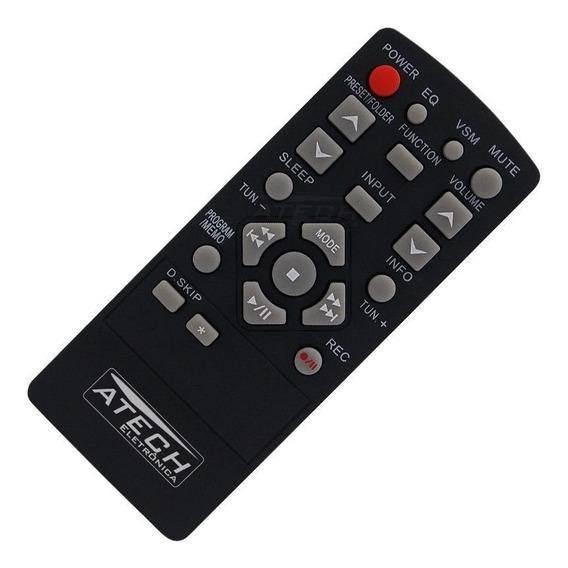 Controle Remoto Compatível Aparelho De Som Lg Akb36086206