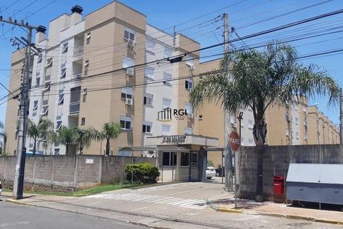 Apartamento Em Industrial Com 2 Dormitórios - Bk7579