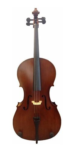 Cello Jose Asturias 3/4 Oscuro Nuevo Garantia