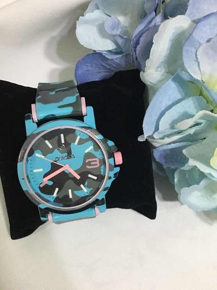 Relógio Camuflado Feminino Barato