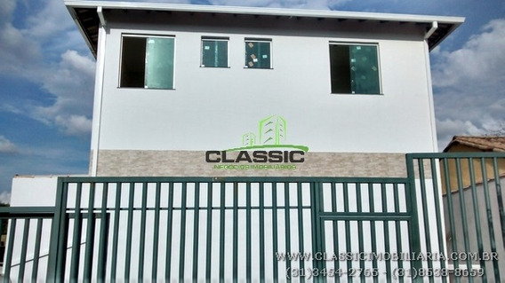 Casa Duplex Com 2 Quartos Para Comprar No Santa Mônica Em Belo Horizonte/mg - 2952