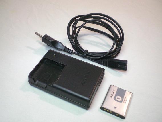 Carregador Usado Original Bateria Sony Bc-cska K Type