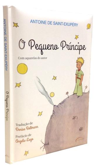 O Pequeno Príncipe Antoine De Saint-exupéry Luxo Encadernado