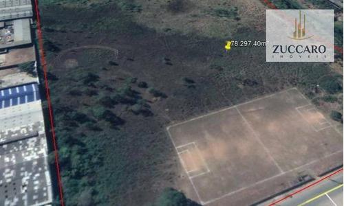 Terreno, 58000 M² - Venda Por R$ 35.000.000,00 Ou Aluguel Por R$ 90.000,00/mês - Vila Nova Bonsucesso - Guarulhos/sp - Te0792
