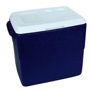 Caixa Térmica Glacial 40 Litros Azul Ref. 25108121 - Mor