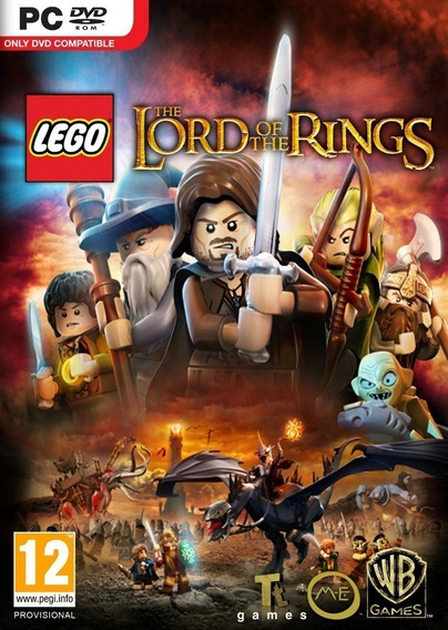 Lego The Lord Of The Rings Pc Steam Key