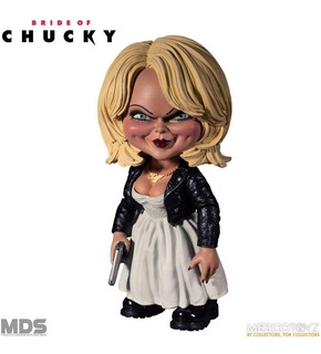 Mezco Designer Series Bride Of Chucky Tiffany