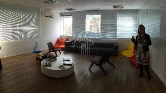 Salão Em Condomínio Para Locação No Bairro Cerqueira Cesar, 0 Dorm, 0 Suíte, 3 Vagas, 205,20 M - 8157gi