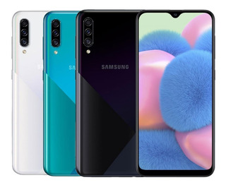 Celular Samsung Galaxy A30s 64gb 4gb 25mp Garantia Oficial