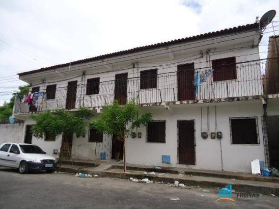 Casa Residencial Para Locação, Barra Do Ceará, Fortaleza - Ca0909. - Ca0909