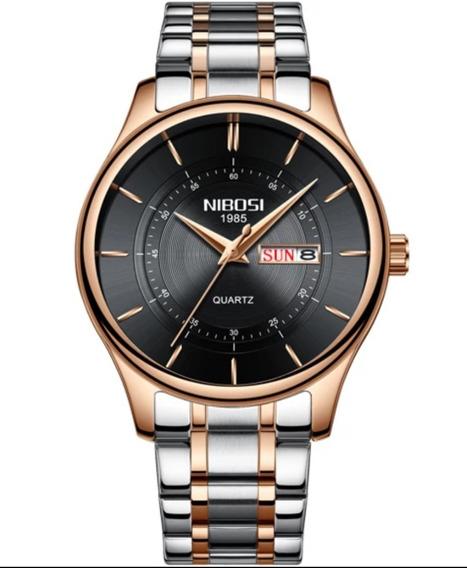 Relógio Nibosi Original, Produto De Exelente Qualidade.